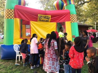 Children Bounce House Day